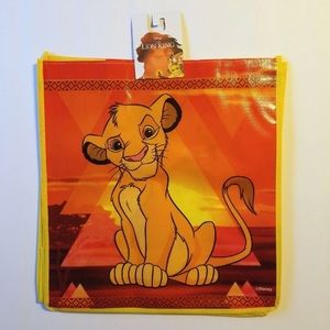 Disney Accessories - THE LION KING SIMBA TOTE BAG